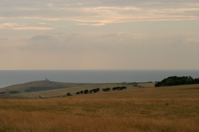 South Downs at Beachy Head